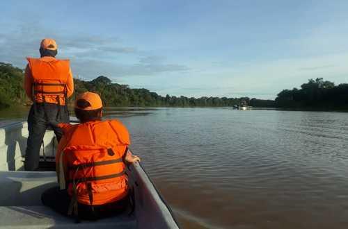 Se ahogó un soldado en el río Meta