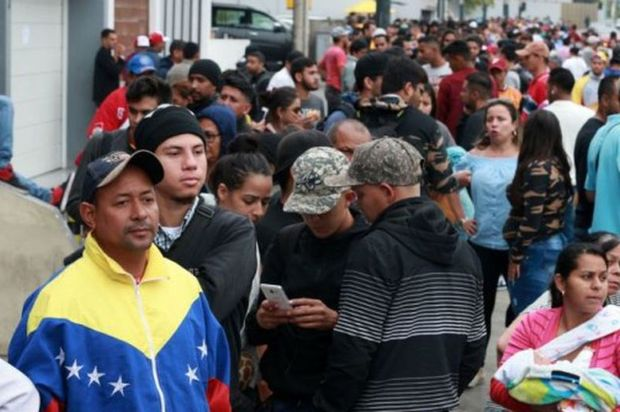 Ayuda humanitaria para la niñez migrante venezolana en Puerto Carreño