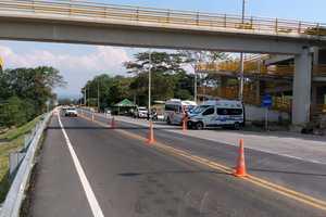 Por obras de la doble calzada habrá cambios en el barrio Las Américas