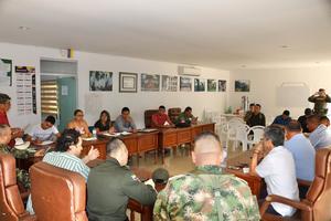 ¿Qué hace el gobierno del Meta por la seguridad en Uribe?
