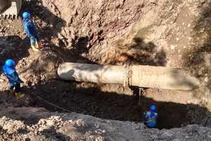 En qué consiste nuevo daño en tubería del acueducto de quebrada La Honda