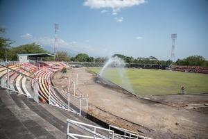 ¿habrá pista de patinaje y atletismo en la Villa Olímpica en Villavicencio?
