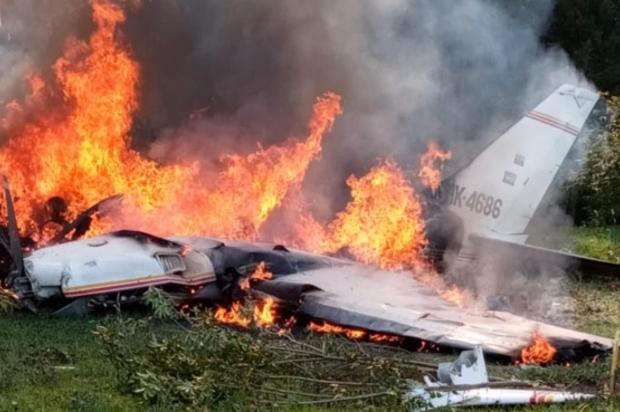 Cinco muertos en accidente de avioneta en cercanías a Bogotá