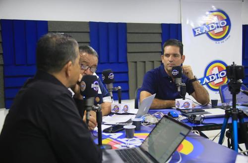 Juan G. Zuluaga, presidente de la Federación Nacional de Departamentos