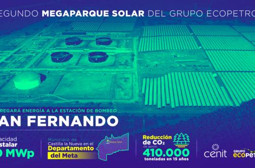 ¿Nuevo parque solar para el Meta?