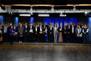 'Estamos decididos a proteger la salud de los colombianos': Duque