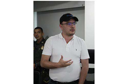 """""""Toque de queda y ley seca no aplica para Villavicencio"""" Felipe Harman"""