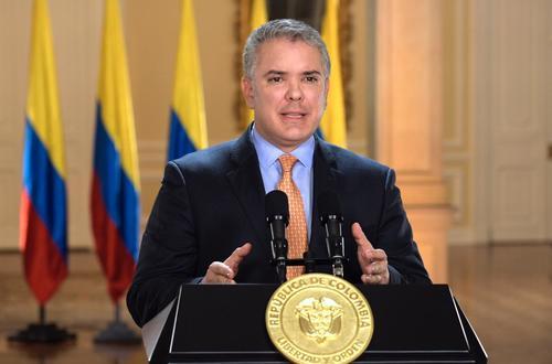 Presidente Duque decreta estado de emergencia en Colombia