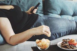 Cómo estar en casa y no engordar en el intento