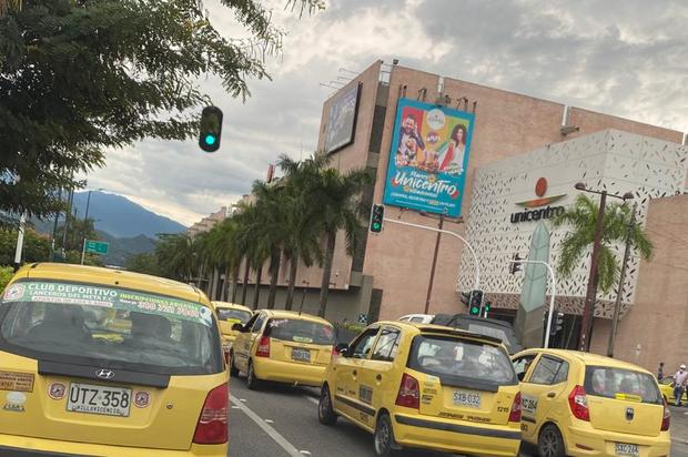 Retomar pico y placa en Villavicencio, pide el gobernador del Meta