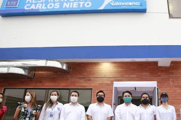 Inauguran Clínica 'Carlos Nieto' en Villavicencio