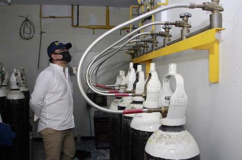 Colombia aumenta su capacidad hospitalaria para atención de covid-19