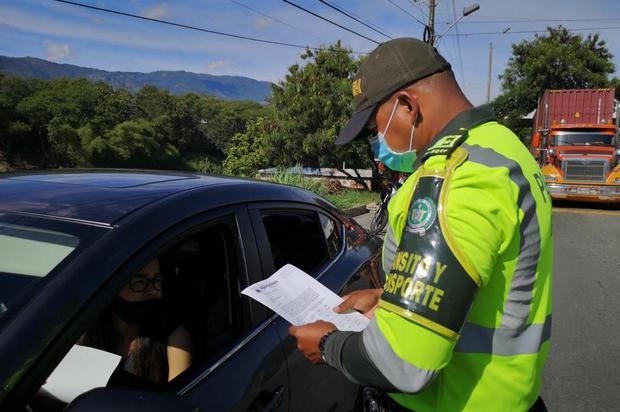 ¿Falsas misiones médicas para poder movilizarse en Villavicencio?