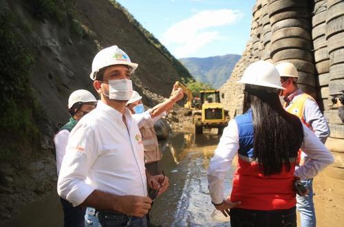 Ya hay solución definitiva para el kilómetro 58, vía Bogotá-Villavicencio