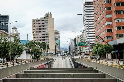 ¿Por qué la alerta roja en Bogotá?