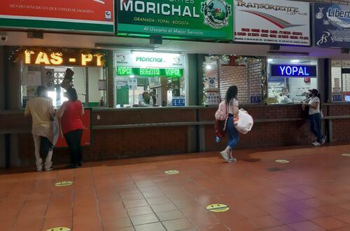 ¿Cómo operará la Terminal de Transportes de Villavicencio?