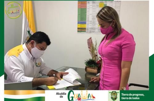 Tutela regresa al cargo a alcalde de Guamal