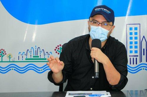 Alcalde de Villavicencio, positivo para covid-19