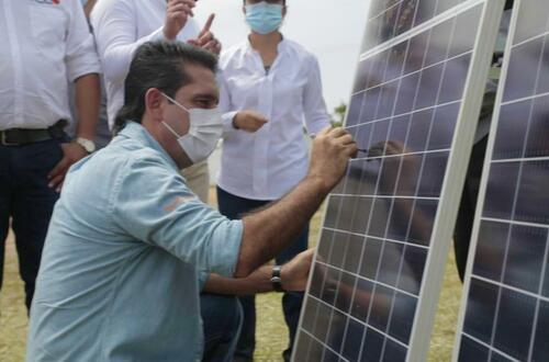 Meta, ¿lider en energías renovables?