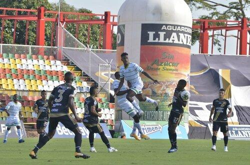 Llaneros perdió de local ante Deportes Quindío