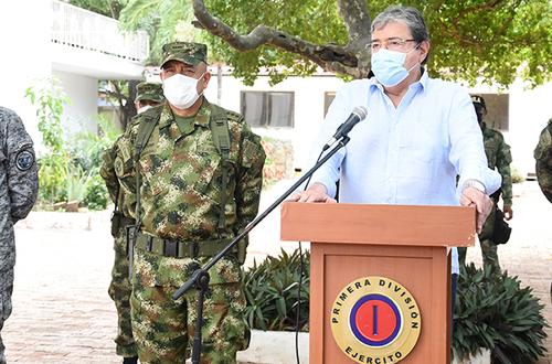 Falleció Ministro de la Defensa Nacional en Colombia
