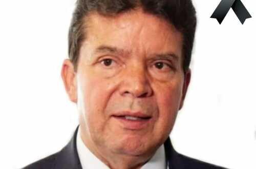 Covid-19 le arrebató la vida a Julio Roberto Gómez