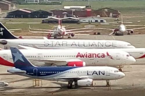 Colombia suspende vuelos de pasajeros desde y hacia Brasil
