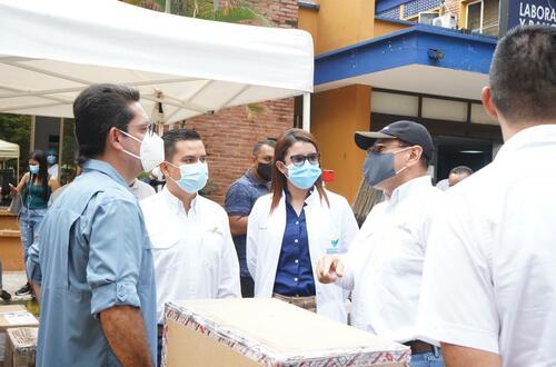 Modernizan equipos de diagnóstico del covid en Villavicencio