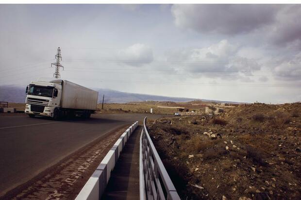 Vuelven las protestas de los transportadores de carga