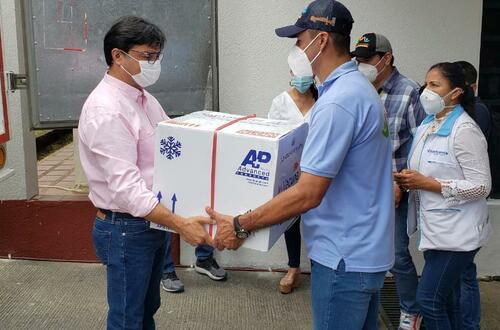 Así se prepara Villavicencio para vacunación contra el covid
