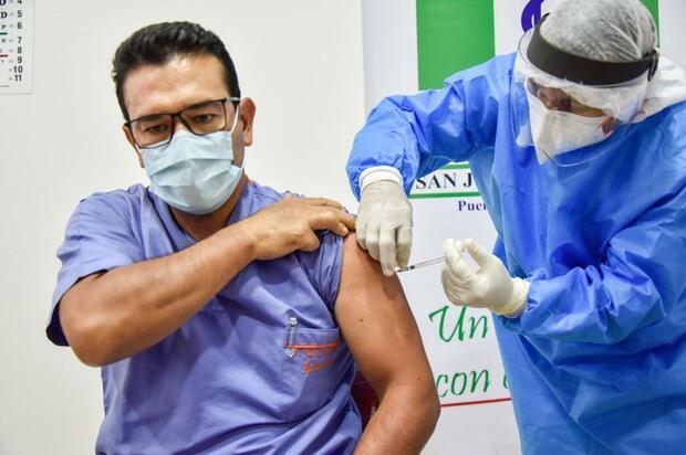 Recuerde: así se desarrolla Plan Nacional de Vacunación