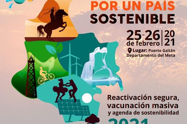 De qué se hablará en Cumbre de Gobernadores en Puerto Gaitán