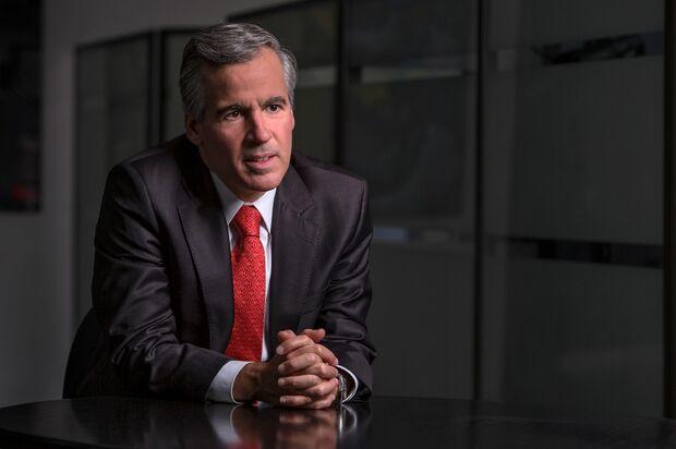 Orlando Cabrales Segovia es nombrado CEO de Frontera Energy