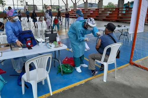 'Los padrinos' de la vacunación contra el covid-19