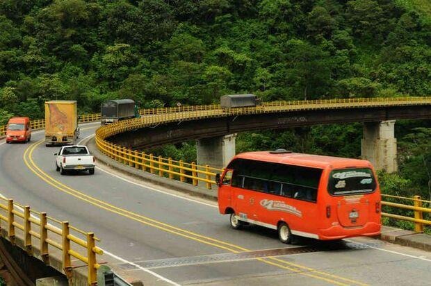 Habrá nueva restricción para viajar en bus hacia Bogotá