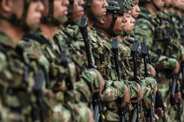 Militares que llegaron del Sinaí  tienen Covid