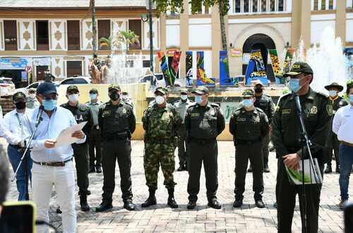 Lanzan estrategia para fortalecer seguridad en Villavicencio