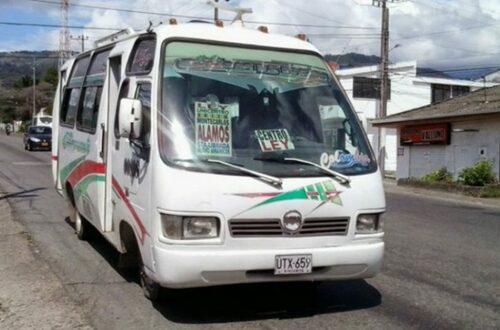 El fin de semana no habrá servicio de bus en Villavicencio