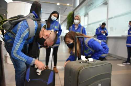Supertransporte formuló cargos a 26 aerolíneas del país