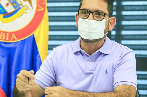 Zuluaga, elegido Presidente del Nuevo OCAD Regional Llano