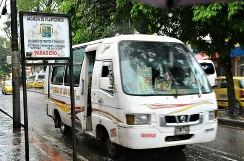 Desde hoy  en la noche no habrá servicio de bus en la ciudad