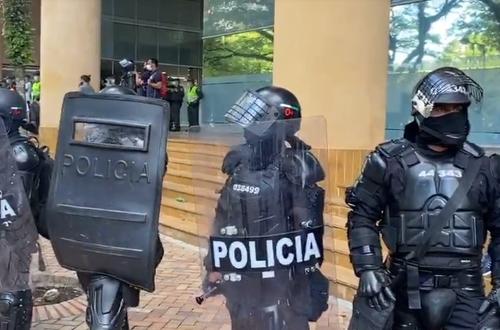 Balance tras jornada de protestas en Villavicencio