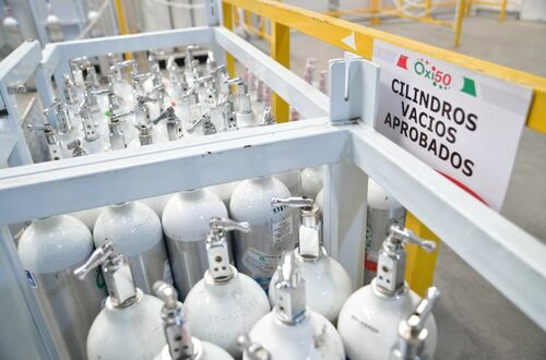 Gobernador advirtió sobre escasez de oxígeno en el Meta