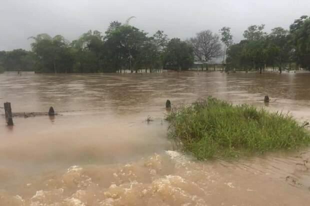 Lluvias dejan a más de 4.000 familias damnificadas en Meta