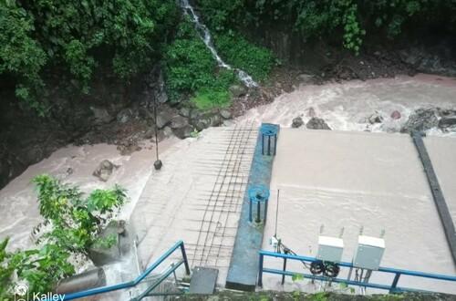 ¿Por qué hay suspensión del servicio agua en Villavicencio?