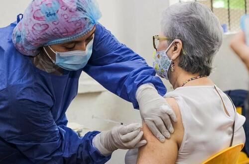 Villavicencio reporta 75 mil vacunados contra el Covid-19