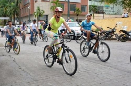 Prográmese para celebrar el día de la Bici en Villavicencio