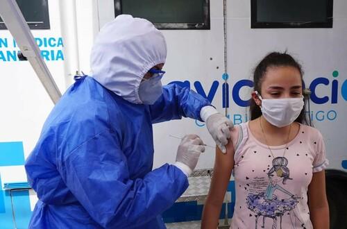 Padres, a vacunar contra el sarampión y la rubeola