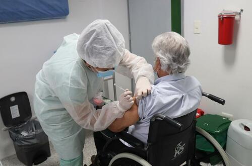 En Meta se han administrado 202.744 vacunas contra Covid-19