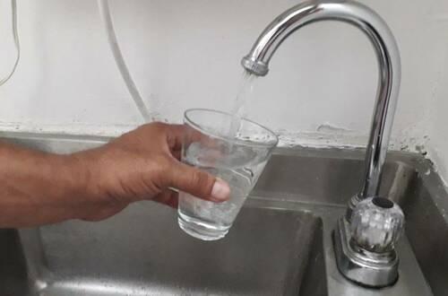 Este domingo habrá suspensión del servicio de agua